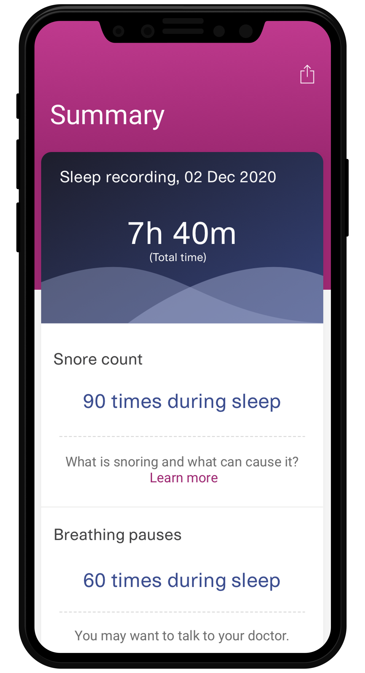 myNight 1.3_snore count